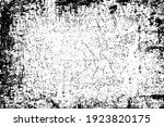 grunge background black and... | Shutterstock .eps vector #1923820175