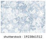 vector design for carpet  mat ...   Shutterstock .eps vector #1923861512