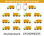 left or right with truck....   Shutterstock .eps vector #1924098335