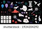 easy magic illustration design...   Shutterstock .eps vector #1924204292