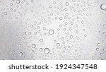 Rain Drop Water Bubble Abstract