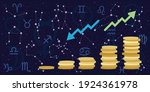 vector illustration of coins...   Shutterstock .eps vector #1924361978