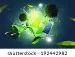green energy | Shutterstock . vector #192442982