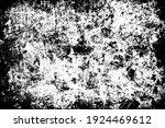 grunge black and white.... | Shutterstock .eps vector #1924469612