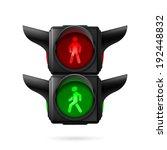 Realistic Pedestrian Traffic...