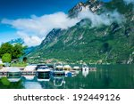 View Of Lugano Lake From...