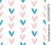 simple seamless pattern with... | Shutterstock .eps vector #1924550975
