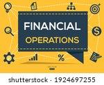 creative  financial operations  ...   Shutterstock .eps vector #1924697255