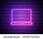 a laptop icon. elements of...   Shutterstock .eps vector #1924710332