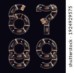 3d rendering of steampunk... | Shutterstock . vector #1924929575