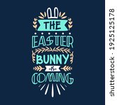 easter day typography quotes... | Shutterstock .eps vector #1925125178