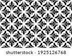 flower geometric pattern.... | Shutterstock .eps vector #1925126768