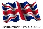 british flag  united kingdom... | Shutterstock .eps vector #1925150018