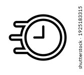 clock  time stopwatch icon....