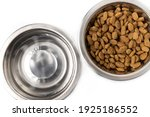 Dry Pet Food And Clean Drinking ...