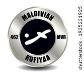 maldives money icon isolated on ...   Shutterstock .eps vector #1925221925