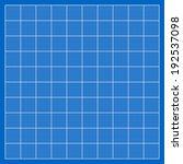 millimeter paper grid vector ... | Shutterstock .eps vector #192537098