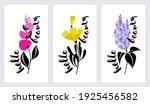 hello beauty motivational and... | Shutterstock .eps vector #1925456582