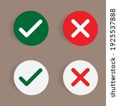 checkmark icon. great vectors... | Shutterstock .eps vector #1925537888