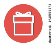 gift icon  shopping flat icon... | Shutterstock .eps vector #1925559578