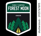 forest moon best funny quote   Shutterstock .eps vector #1925767895