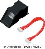 fingerprint scanner using for...   Shutterstock .eps vector #1925770262