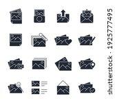 set of photo icon. image pack...
