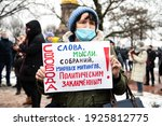 Saint Petersburg  Russia   2021....