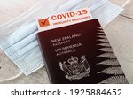 vaccination certificate for... | Shutterstock . vector #1925884652