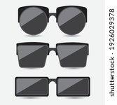 sunglasses icon. great vector... | Shutterstock .eps vector #1926029378