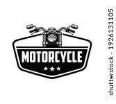 vintage american custom... | Shutterstock .eps vector #1926131105