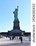 Visiting Statue Of Liberty ...