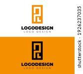 r letter logo design creative... | Shutterstock .eps vector #1926237035