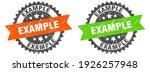 example grunge stamp set.... | Shutterstock .eps vector #1926257948