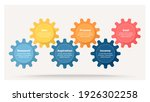 business infographic template.... | Shutterstock .eps vector #1926302258