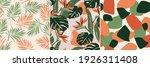 modern artistic bright collage...   Shutterstock .eps vector #1926311408