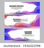 abstract banner background... | Shutterstock .eps vector #1926322598