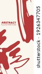 artistic creative universal... | Shutterstock .eps vector #1926347705