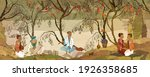 ancient china. tradition and...   Shutterstock .eps vector #1926358685