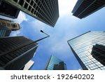 the hong kong corporate... | Shutterstock . vector #192640202