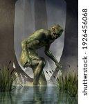 The Lizard Man Of Scape Ore...