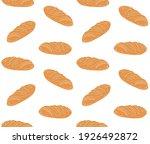 vector seamless pattern of...   Shutterstock .eps vector #1926492872