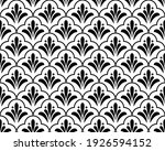 flower geometric pattern.... | Shutterstock .eps vector #1926594152