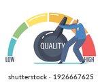 work efficiency management... | Shutterstock .eps vector #1926667625