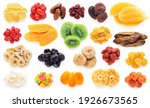 Dried Fruits And Berries...