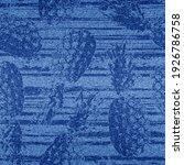 pineapple seamless pattern....   Shutterstock .eps vector #1926786758
