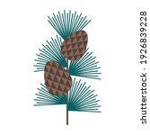 simple minimalistic green... | Shutterstock .eps vector #1926839228