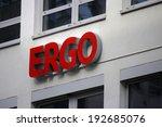 circa april 2014   berlin  the...   Shutterstock . vector #192685076