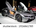 Bmw I8 Roadster Electric Sports ...