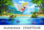 high quality 3d  freehand... | Shutterstock . vector #1926970148
